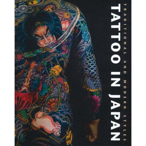 irezumi tattooing in Tokyo
